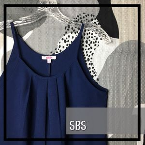 SES FASHION • Blue Winter Weight Camisole